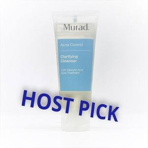💋HP💋 Murad Acne Control Clarifying Cleanser